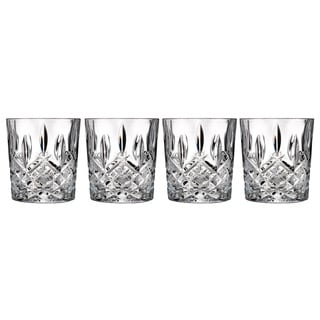 Link to Marquis by Waterford Markham Double Old Fashioned Glasses (Set of 4) Similar Items in Glasses & Barware