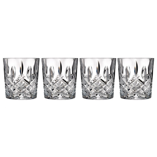 Markham Clear 11oz. Double Old Fashioned (Set of 4). Opens flyout.