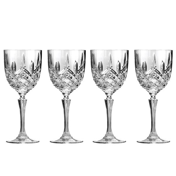 dd00ae91ff03 Shop Marquis by Waterford Markham Wine Glasses (Set of 4) - Free Shipping  On Orders Over  45 - Overstock - 8924573