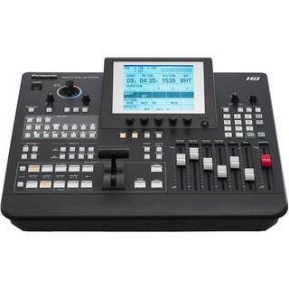 Panasonic AG-HMX100 HD/SD 3D Digital AV Mixer and Built-in MultiViewer