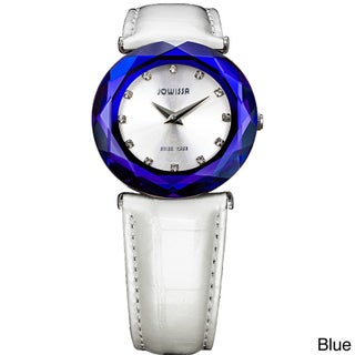 Jowissa Women's Safira 99 Silver Dial Watch (2 options available)