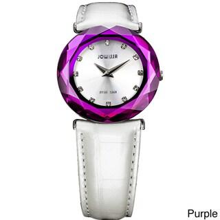 Jowissa Women's Safira 99 Silver Dial Watch