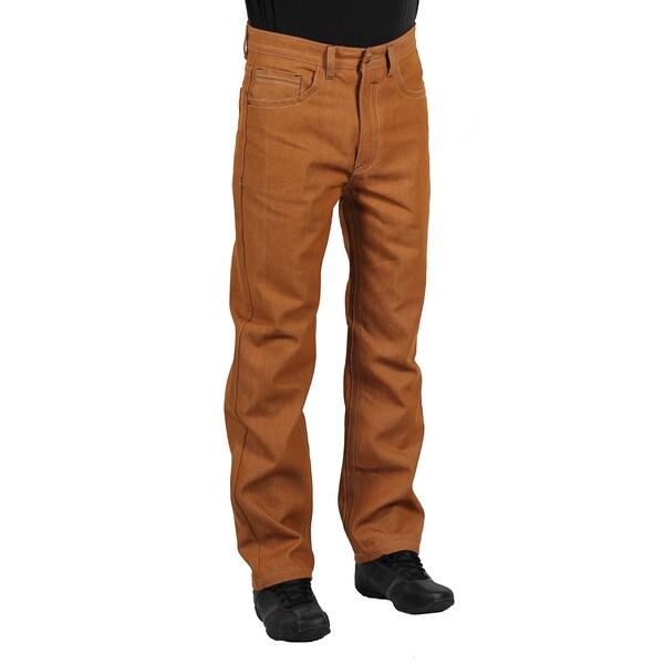 MO7 Men's Timber Straight Leg Fashion Jeans