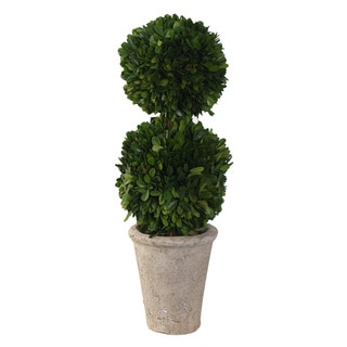Sage & Co Double Ball Boxwood