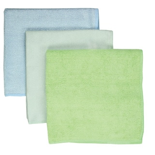 MUkitchen Microfiber Specialty Cleaning Cloths (Set of 3)