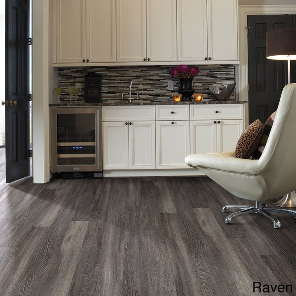 Shop Harwich Oak Luxury Vinyl Plank Flooring Free