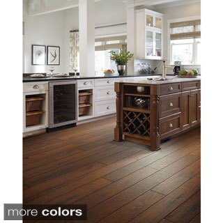 Riverdale Hand-scraped Hickory Flooring (17.99 Square Feet)