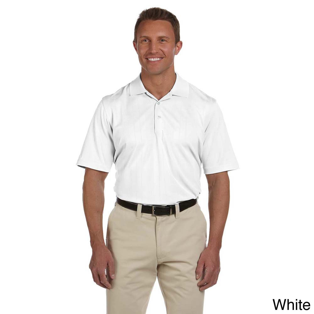 Ashworth Men's Performance Texture Polo Shirt (3XL,White)...