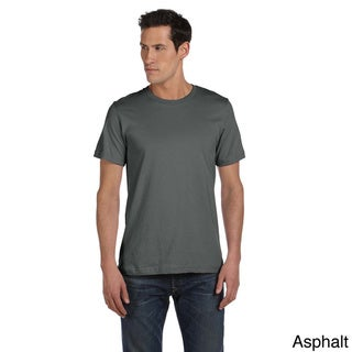Link to Bella Men's Ringspun Cotton Jersey T-shirt Similar Items in Athletic Clothing