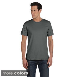 Bella Men's Ringspun Cotton Jersey T-shirt