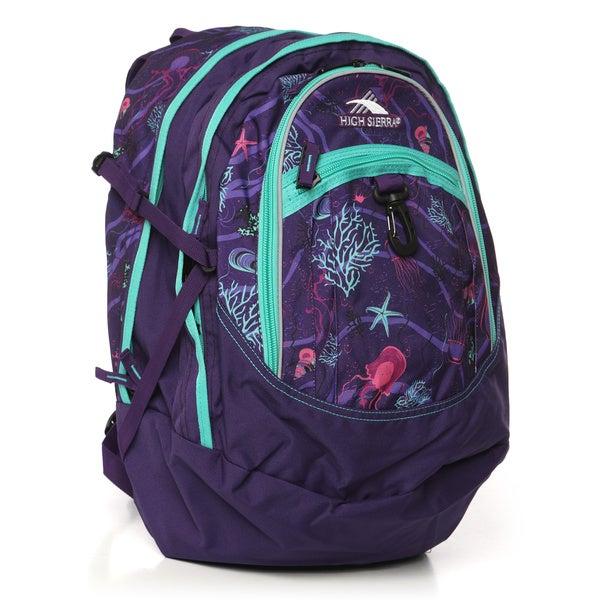 High Sierra Ocean Fatboy Backpack