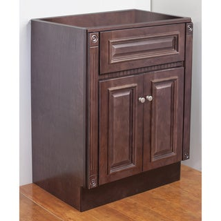 Heritage Cherry Bathroom Vanity