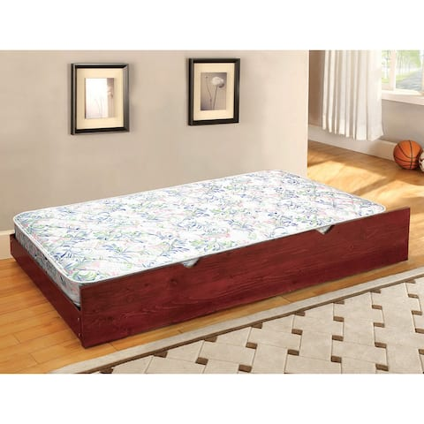 Dreamax Madler Quilted 6-inch Twin-size Trundle Mattress - Multi