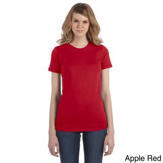 Alternative Women's Tear-away Basic Crew Neck Top (More options available)