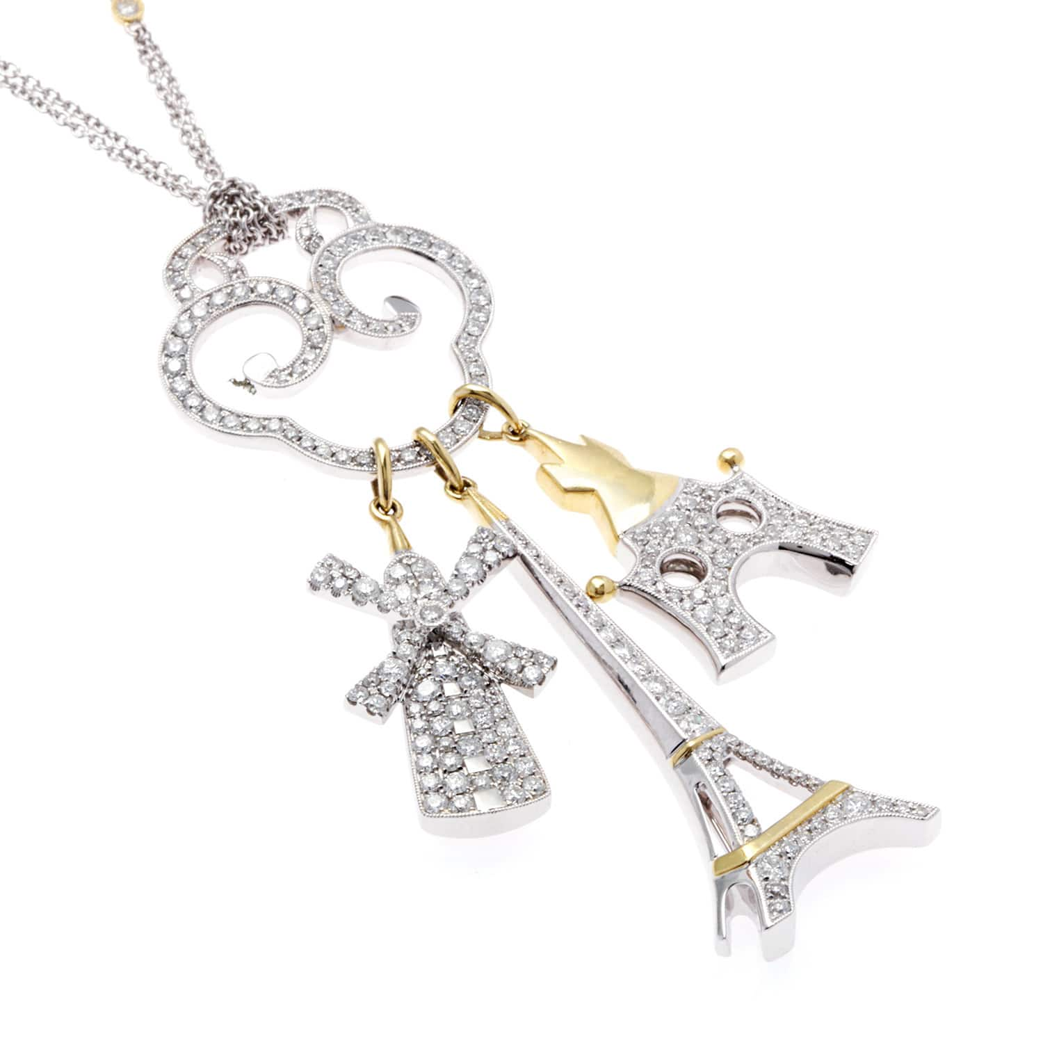 "theme of the diamond necklace C mme forestier has two diamond necklaces d which is one of the principal themes of ""the necklace"" a the necklace worksheet."