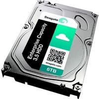 "Seagate ST6000NM0034 6 TB Hard Drive - SAS - 3.5"" Drive - Internal"