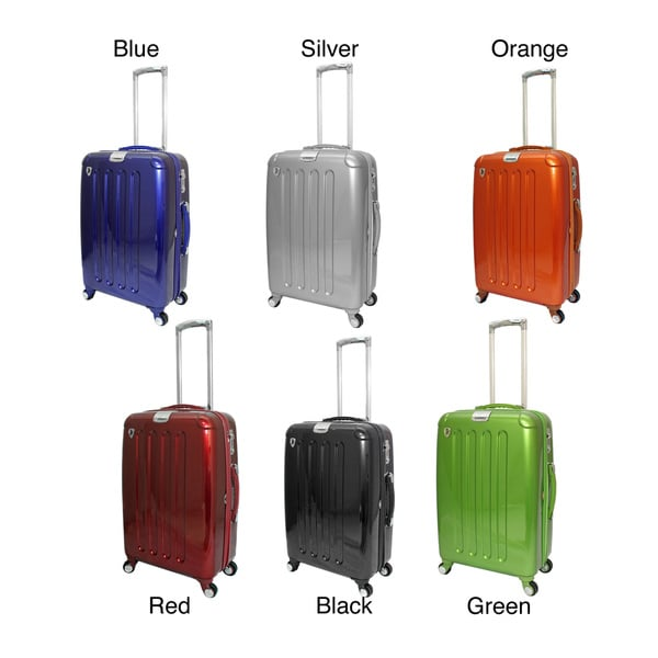 Heys Crown Edition L Elite Lightweight 26-inch Large Hardside Spinner Suitcase with TSA Lock