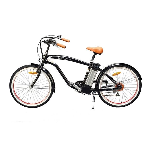 Yukon Trail Sun Cruzer Electric Bike