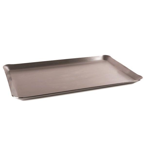 """Steel Griddle 10""""x16"""" 12GA"""