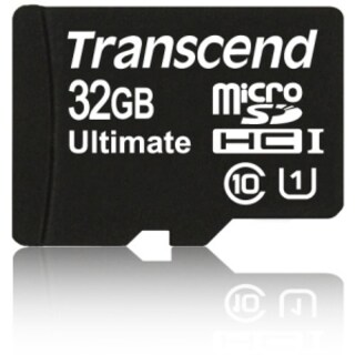 Transcend Ultimate 32 GB microSDHC