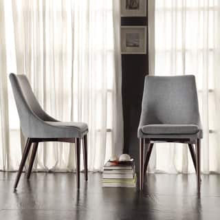 Fabric Kitchen & Dining Room Chairs For Less | Overstock.com