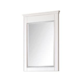 Avanity Windsor 24-inch Mirror in White Finish