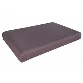 GoPetClub Chocolate Orthopedic Memory Foam Pet Bed