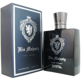 YZY His Majesty Men's 3.4-ounce Eau de Parfum Spray