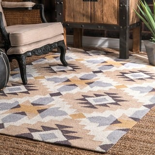 nuLOOM Hand-hooked Mustard Rug (8' 6 x 11' 6)|https://ak1.ostkcdn.com/images/products/8929122/P16144476.jpg?impolicy=medium