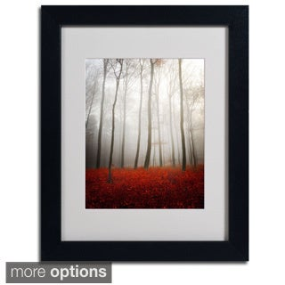 Philippe Sainte-Laudy 'Leafless' Framed Matted Art