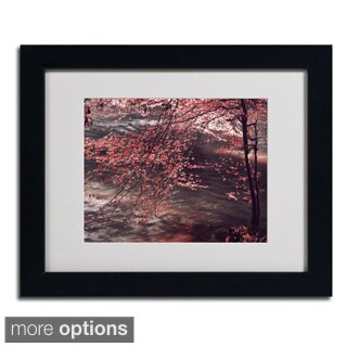 Philippe Sainte-Laudy 'Autumn Serenade' Framed Matted Art