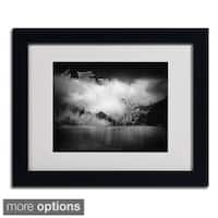 Philippe Sainte-Laudy 'Black Beauty' Framed Matted Art