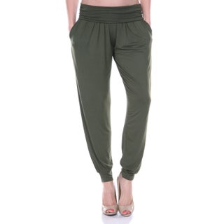 White Mark Women's Jogger Pants (More options available)