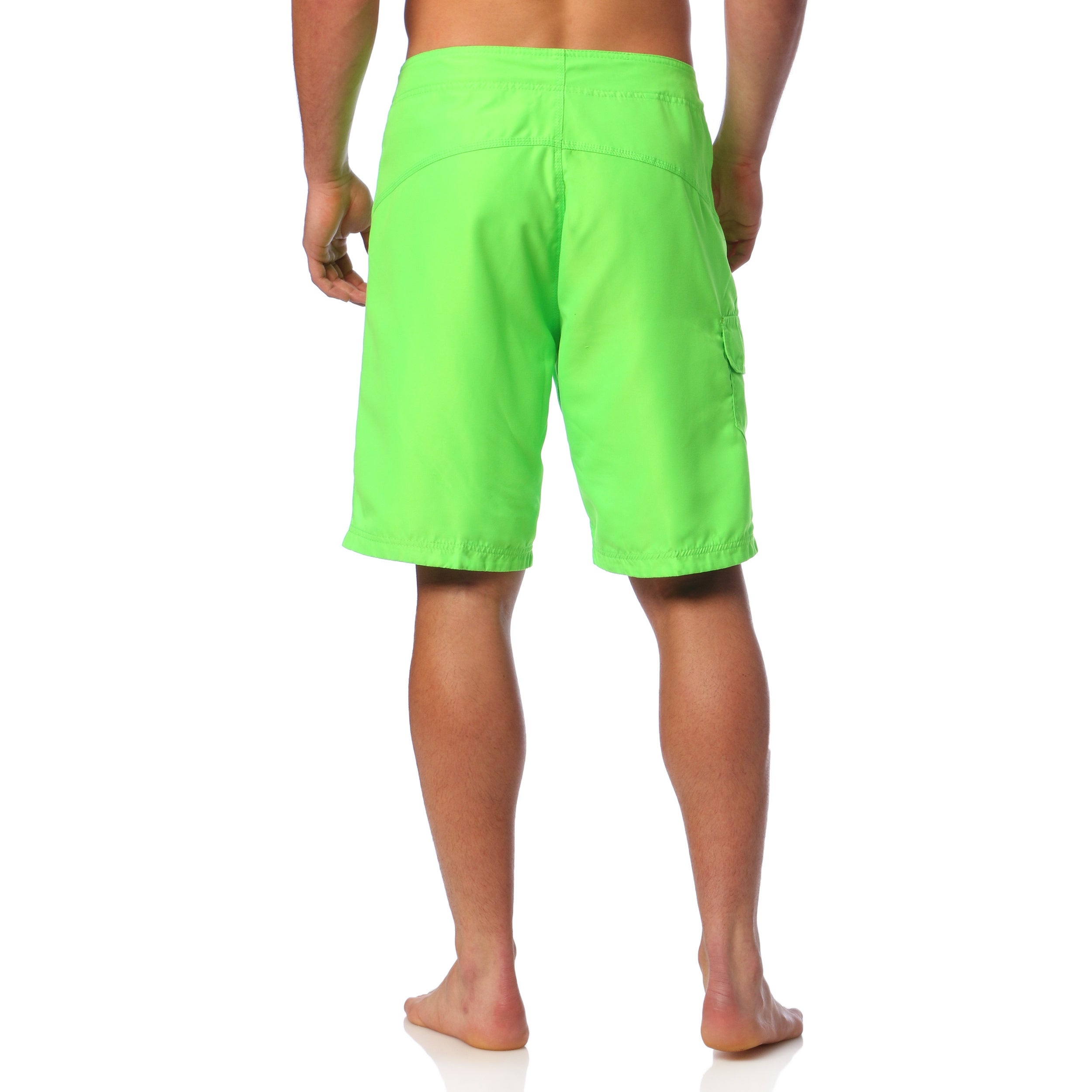 35181cfcd37b9 Shop Burnside Men's Solid Board Shorts - Free Shipping On Orders Over $45 -  Overstock - 8929389