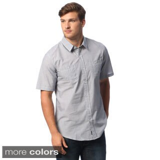 Burnside Men's Short-sleeve Shirt