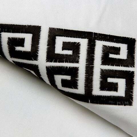Superior Embroidered Deep Pocket Kendell Cotton Bed Sheet Set
