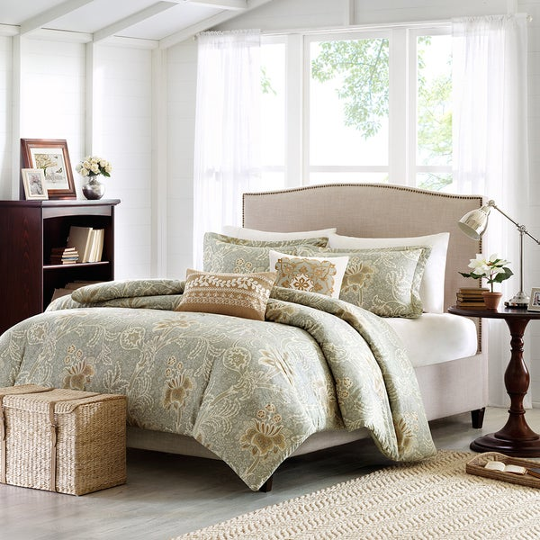 Harbor House Cline 3-piece Cotton Duvet Cover Set