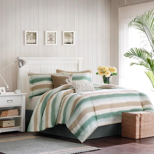 Harbor House Sea Escape 4-piece Cotton Comforter Set