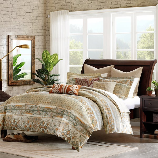 Harbor House Castle Hill 3-piece Cotton Duvet Cover Set