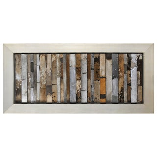 Ren Wil Pierrick Paradis 'Urban Abstract' Framed Art