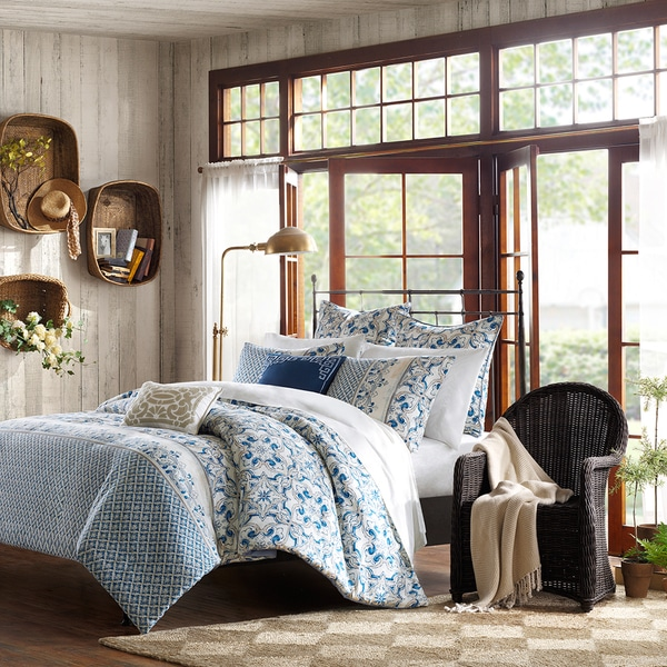 Harbor House Haven 3-piece Cotton Duvet Cover Set