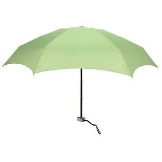 Leighton 'Genie II' Light Green Manual Compact Umbrella