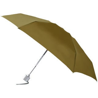 Leighton Military Taupe 43-inch Umbrella