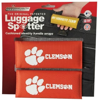 NCAA Clemson Tigers Original Patented Luggage Spotter