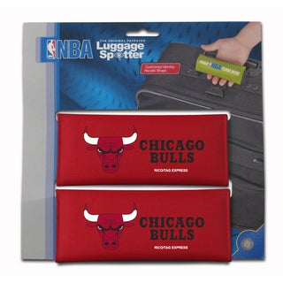 NBA Chicago Bulls Original Patented Luggage Spotter