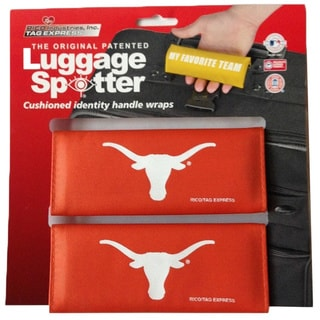 NCAA Texas Longhorns Original Patented Luggage Spotter