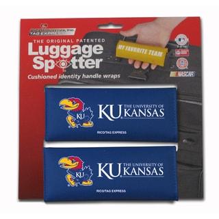 NCAA University of Kansas Jayhawks Original Patented Luggage Spotter