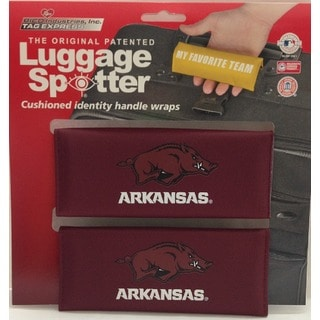 NCAA Arkansas Razorbacks Original Patented Luggage Spotter