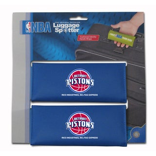 NBA Detroit Pistons Original Patented Luggage Spotter