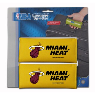 NBA Miami Heat Original Patented Luggage Spotter